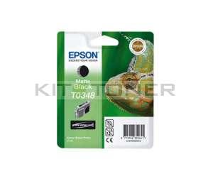 Epson C13T034840 - Cartouche d'encre noire mat de marque T034840