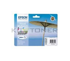 Epson C13T044540 - Pack 4 cartouches d'encre Epson T044540