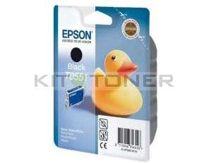 Epson C13T05514010 - Cartouche d'encre noire originale T0551