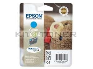 Epson C13T06124010 - Cartouche d'encre Epson Durabrite cyan T0612