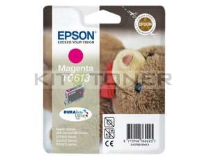 Epson C13T06134010 - Cartouche d'encre Epson Durabrite magenta T0613