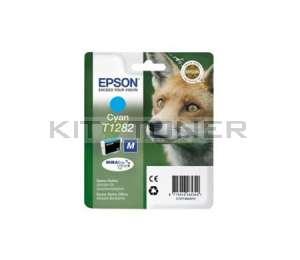 Epson C13T128240 11 - Cartouche d'encre cyan de marque T1282