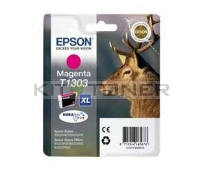 Epson C13T13034010 - Cartouche d'encre Durabrite magenta XL T1303