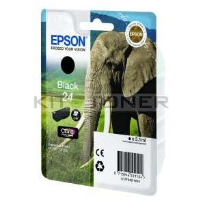 Epson C13T24214010 - Cartouche d'encre noire de marque T2421
