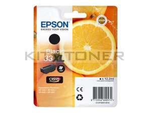 Epson C13T33514010 - Cartouche d'encre noire 33XL d'origine