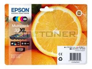 Epson C13T33574010 - Multipack 33XL cartouches originales