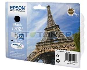 Epson C13T70214010 - Cartouche d'encre noire Epson T7021