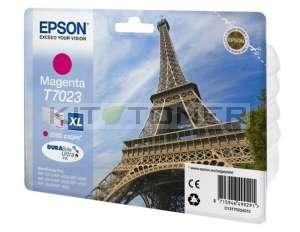 Epson C13T70234010 - Cartouche d'encre magenta Epson T7023