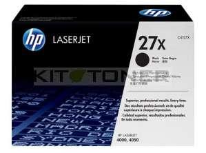 HP C4127X - Cartouche de toner d'origine 27X