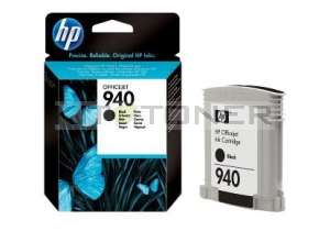 HP C4902AE - Cartouche d'encre noire originale HP 940