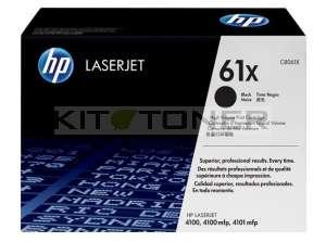 HP C8061X - Cartouche de toner d'origine 61X