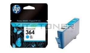 HP CB318EE - Cartouche d'encre cyan originale HP 364