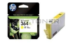 HP CB325EE - Cartouche d'encre jaune de marque HP 364XL