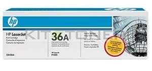 HP CB436A - Cartouche de toner d'origine 36A