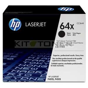 HP CC364X - Cartouche de toner d'origine 64X