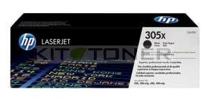 HP CE410X - Cartouche de toner noir d'origine 305X