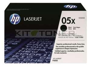 HP CE505X - Cartouche de toner d'origine 05X