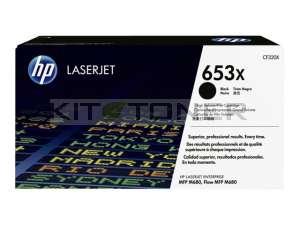 HP CF320X - Cartouche de toner noir d'origine 653X