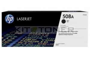 HP CF360A - Toner noir de marque 508A