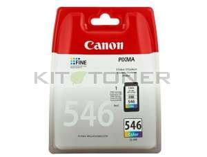 Canon CL546 - Cartouche encre origine couleur 8289B001