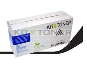 Oki 43487712 - Cartouche de toner noire compatible