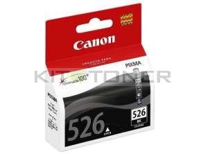 Canon CLI526BK - Cartouche encre origine noire 4540B001