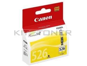 Canon CLI526Y - Cartouche encre origine jaune 4543B001