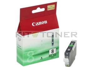 Canon CLI8G - Cartouche d'encre origine verte 0627B001