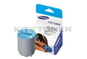 Samsung CLPC300A - Cartouche toner d'origine cyan