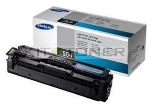 Samsung CLTC504S - Cartouche toner d'origine cyan