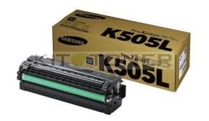 Samsung CLTK505L - Cartouche toner d'origine noir