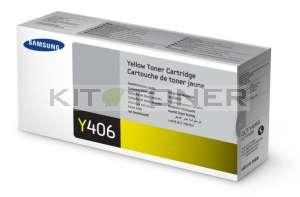 Samsung CLTY405S - Cartouche toner d'origine jaune