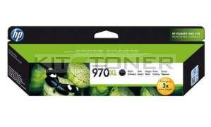 Cartouche HP 970 XL - Cartouche d'encre noire de marque HP CN625AE