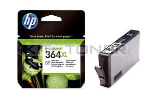 HP CN684EE - Cartouche encre noire originale HP 364XL