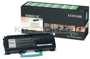 Lexmark E460X11E - Cartouche de toner originale très haute capacité