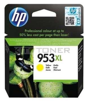 HP F6U18AE - Cartouche encre jaune HP 953XL