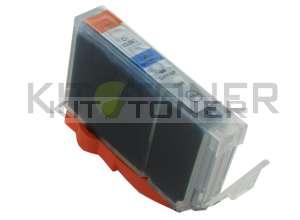 Canon CLI8C - Cartouche d'encre compatible cyan 0621B001