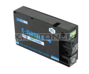 Canon PGI1500XLC - Cartouche d'encre compatible cyan 9182B002