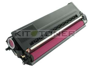 Brother TN325M - Cartouche toner compatible magenta