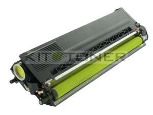 Brother TN325Y - Cartouche toner compatible jaune
