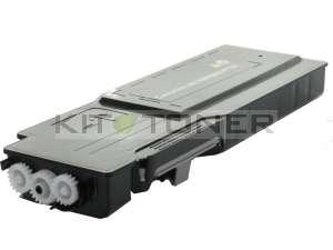 Dell C3760, C3765  - Cartouche de toner noir compatible