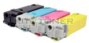 Dell 59310312, 59310315, 59310314, 59310313 - Pack de 4 toners compatibles (Noir, Cyan, Jaune, Magenta)