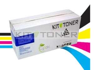 Dell 593BBSB, 593BBRV, 593BBSE, 593BBSD - Pack de 4 toners compatibles (Noir, Cyan, Jaune, Magenta)