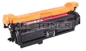HP CE403A - Cartouche de toner magenta compatible 507A