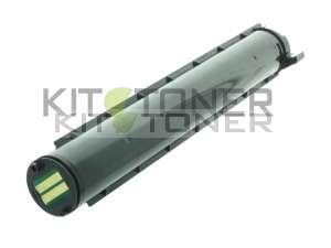 Oki 43640302 - Cartouche de toner compatible