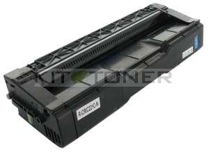 Ricoh 406053 220 - Cartouche toner compatible cyan