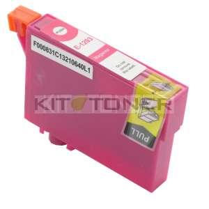 Epson C13T12934011 - Cartouche d'encre compatible magenta T1293