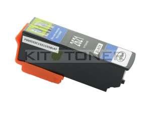 Epson C13T26214010 - Cartouche d'encre compatible noire T2621