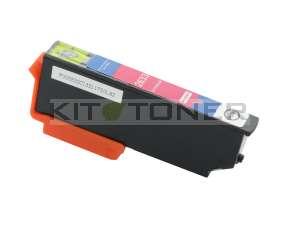Epson C13T26334010 - Cartouche d'encre compatible magenta T2633