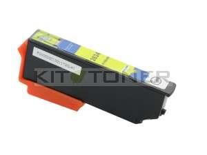 Epson C13T26344010 - Cartouche d'encre compatible jaune T2634